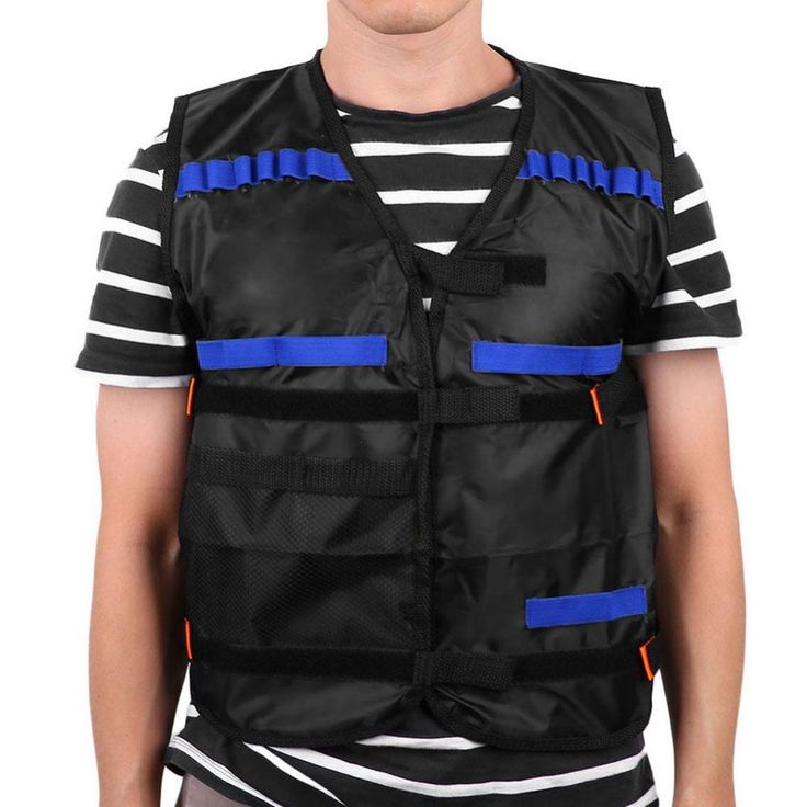Tactical Mens Hunting Vest Adjustable Outdoor Game Police Military Combat Swat Training Waistcoat Airsoft with Ammo Shells