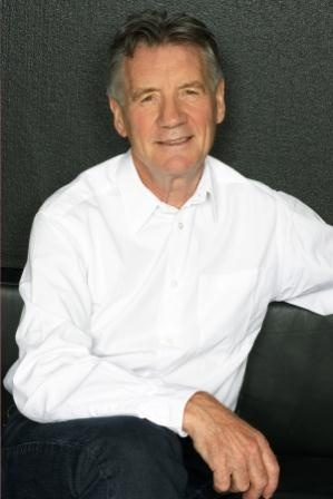 Michael Palin on Opening Night of the 2013 Festival of Asian Lit - 7 May