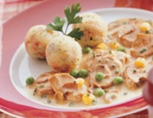Hühner-Geschnetzeltes mit Champignons - Rezept - ichkoche.at