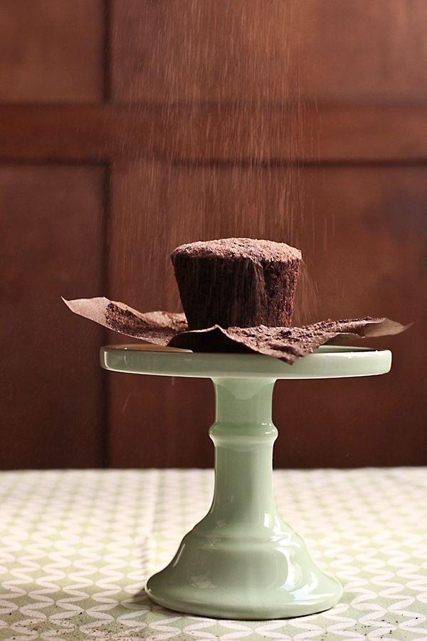 Receta de muffins de chocolate