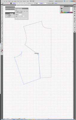 Patternmaking for Fashion Design using adobe