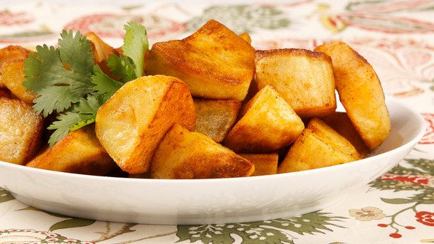 Paprika-Roasted Potatoes