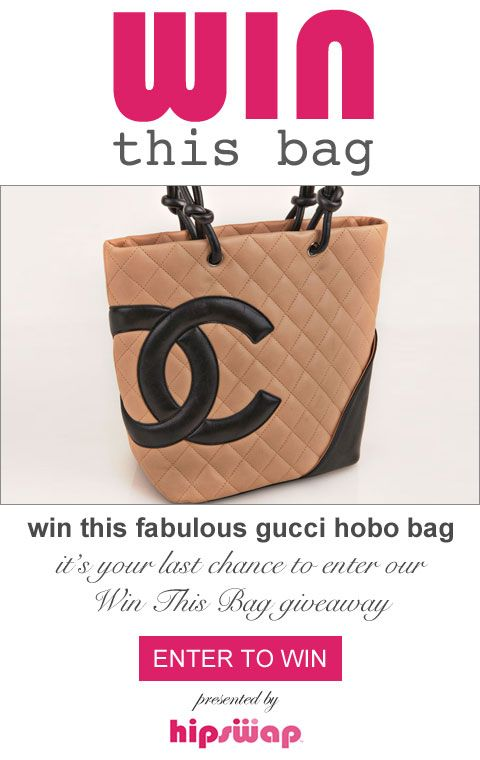 I would LOVE to win a purse / tote and save myself a few hundred bucks... as it is time for a new purse