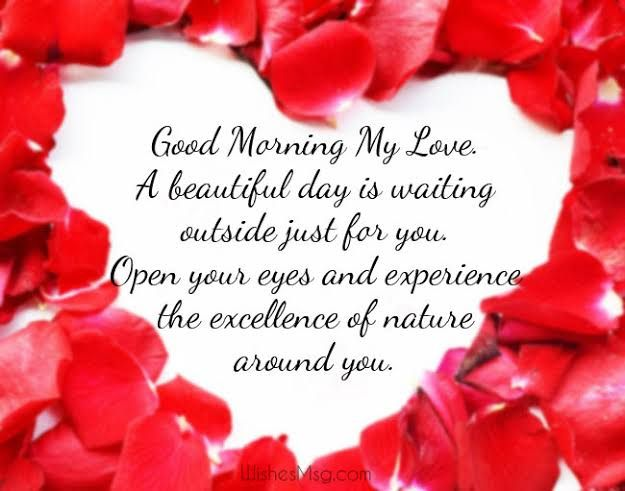 Wishes Heart Touching Good Morning Love Quotes