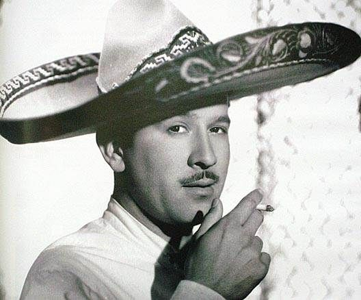 The one the only Pedro Infante