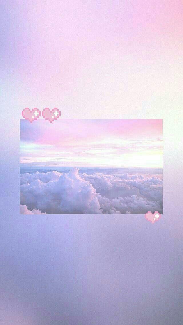Sweet Sky Pink Cute Wallpaper Backgrounds Aesthetic Wallpapers Wallpaper Backgrounds