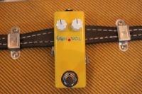 -Handbyggda gitarrpedaler från Sverige.  -Små batcher och hög kvalitet.  -Custombyggen.