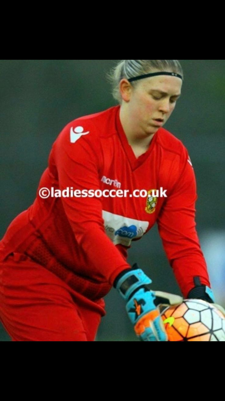 Abbi Bond, Female Goalkeeper for Buckland Athletics FC - check Abbi out https://femalegoalkeepers.com/Abbi-Bond-Buckland-Athletics-FC
