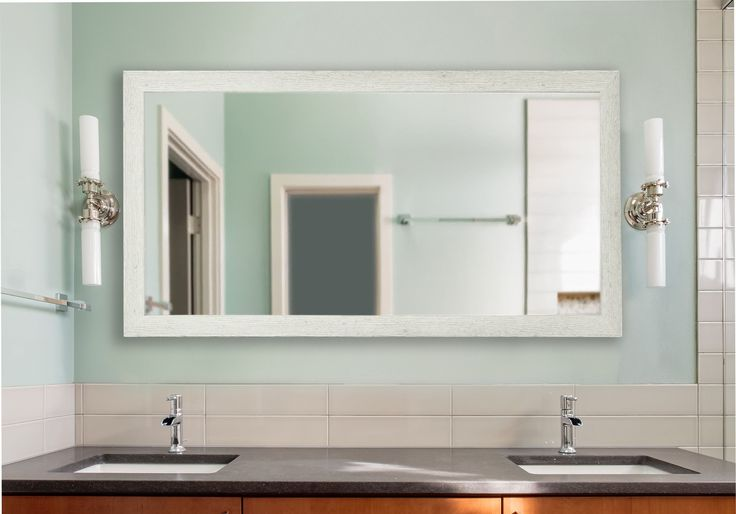Ava Antique Extra Large Mirror