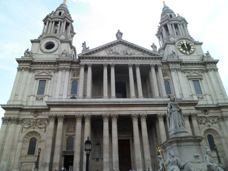 St.Paul Cathedral in London