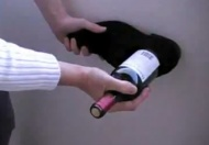 5 Creative Ways to Open Wine Without a Corkscrew...good to know for those camping trips when I forget the corkscrew :)
