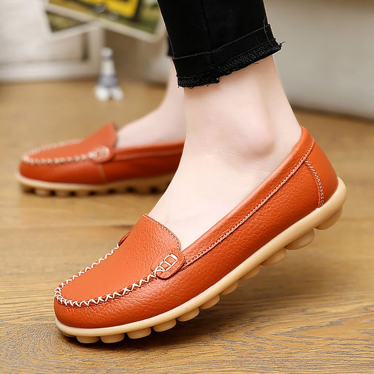 20 Colors Available Fashion Soft Shoes for Female Women Round Toe Daily Casual Flats Plus Size 35-42 Boutique Sharing wide range of best sale cheap online buy online cheap NC896AnNZ