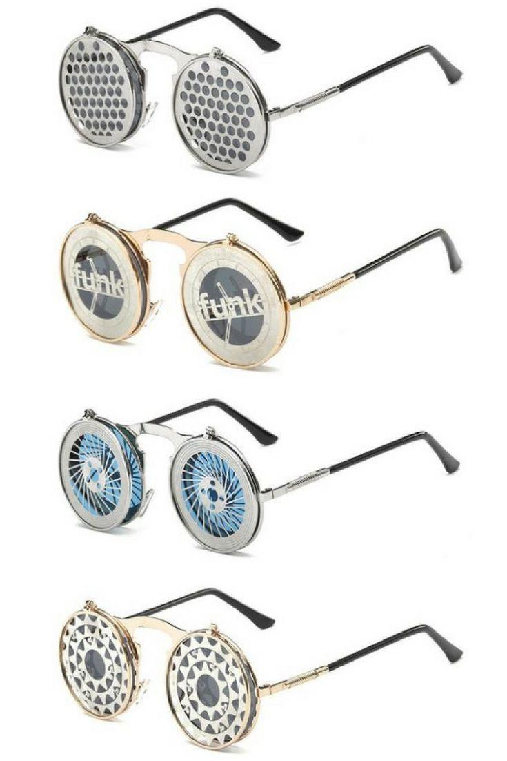 10 Unique Hip Hop Sunglasses Designs