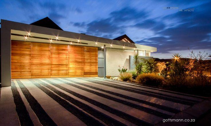 The beautiful Johannesburg  home (From Johannes van Graan)