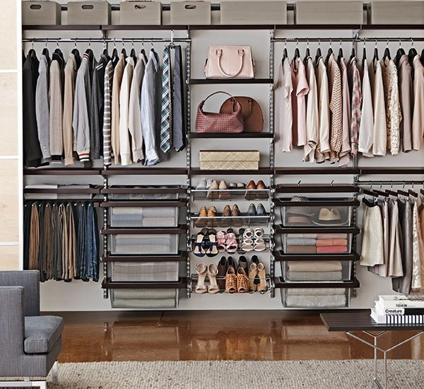 Container Store Closet System Simple 96 Best Shelving Images On Pinterest  Container Shop Container Inspiration Design