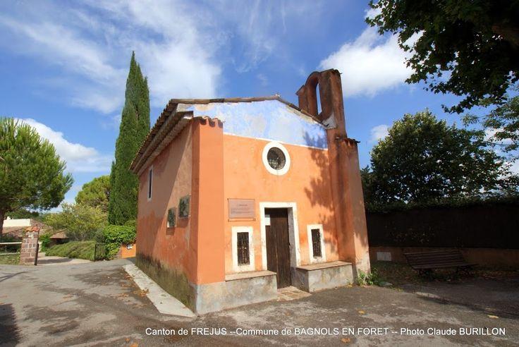 Chapelle St-Antoine