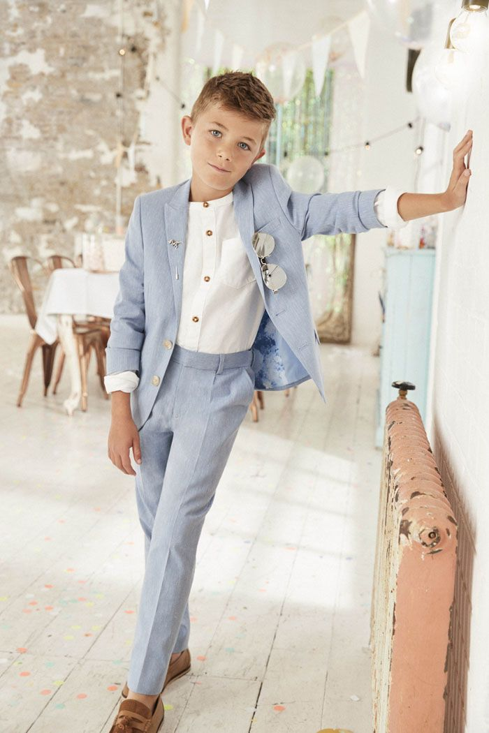 7396e4bdb96 River Island Flower Girls and Summer Suits collection for SS18 | Flower girl  and page boy outfits | bridemagazine.co.uk