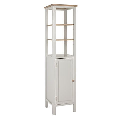 Buy John Lewis Croft Collection Blakeney Bathroom Tallboy Online at johnlewis.com