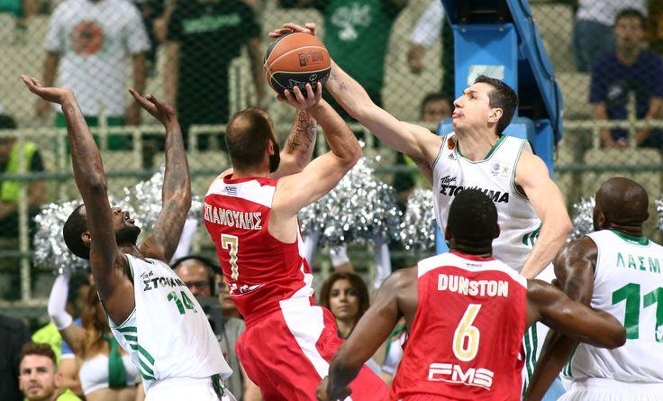 Σπανούλης Vs Διαμαντίδης #paobc #olympiacosbc