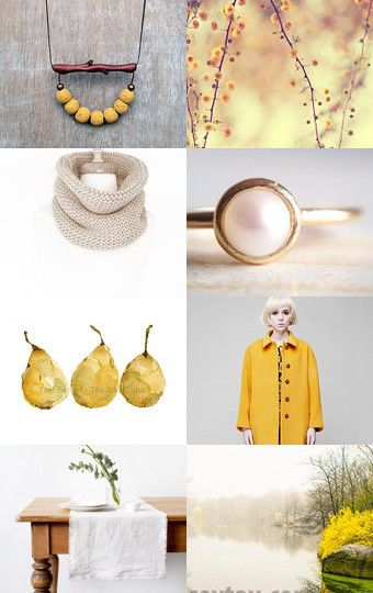 Yellow day by Graziella on Etsy--Pinned with TreasuryPin.com
