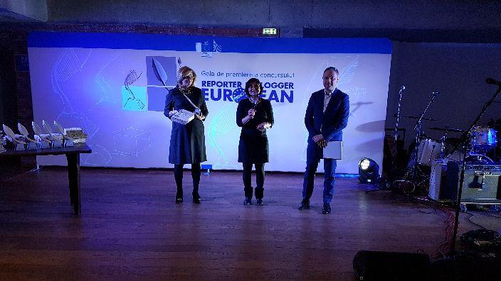 "Radio Romania awarded at the ""2017 European Reporter and Blogger"" contest - News in English -    Radio România Actualităţi Online"