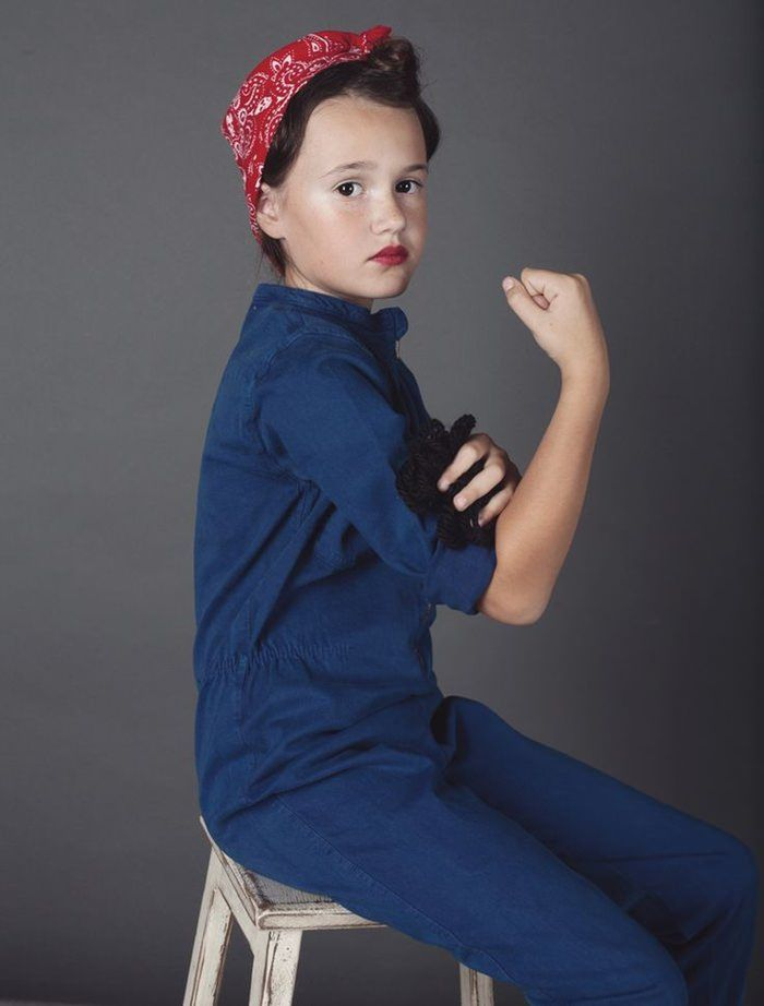 Homemade Kids' Costumes Inspired by Characters - Petit & Small