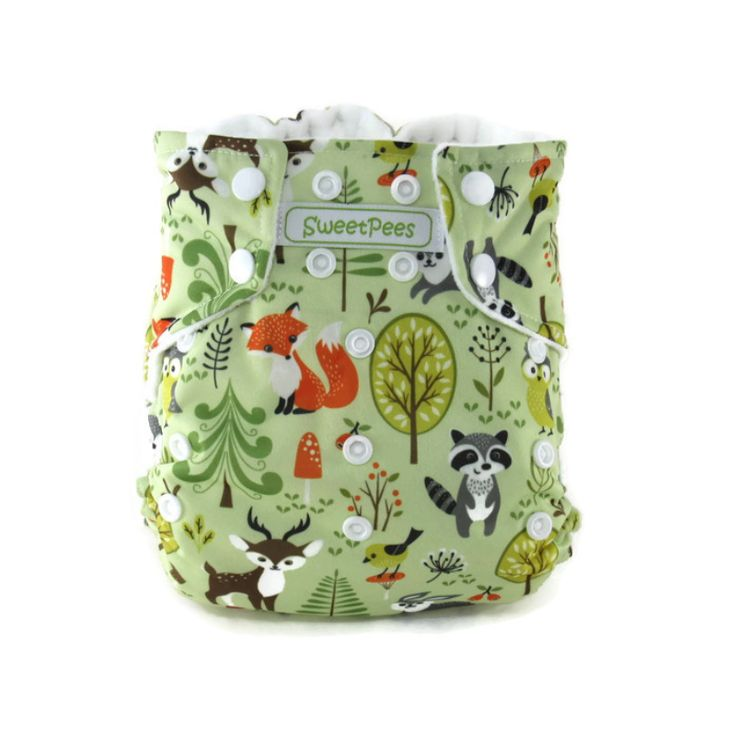 Direct Link Storybook SweetPees 👇 https://mygreatestjoydesigns.com/products/storybook-forest-animals-sweetpees-cloth-diaper-print  Baby will always want these storybook friends FREE SHIPPING on EVERY SweetPees Diapers!! Use Code FREESHIPSWEETPEES & remember every #ClothDiaper comes with a FREE organic Prefold an $8 Value