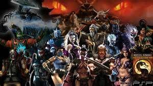 Mortal Kombat Unchained 2006