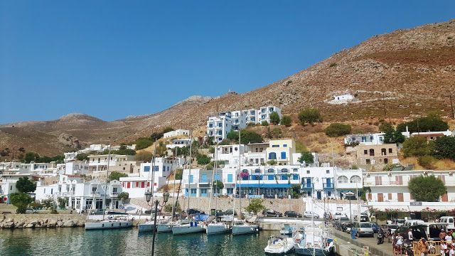 Good Pieces In Life: Tiloksen saari, Kreikka - Tilos, Greece