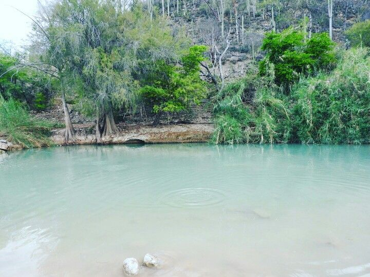 Río en Ignacio Mejia Oaxaca