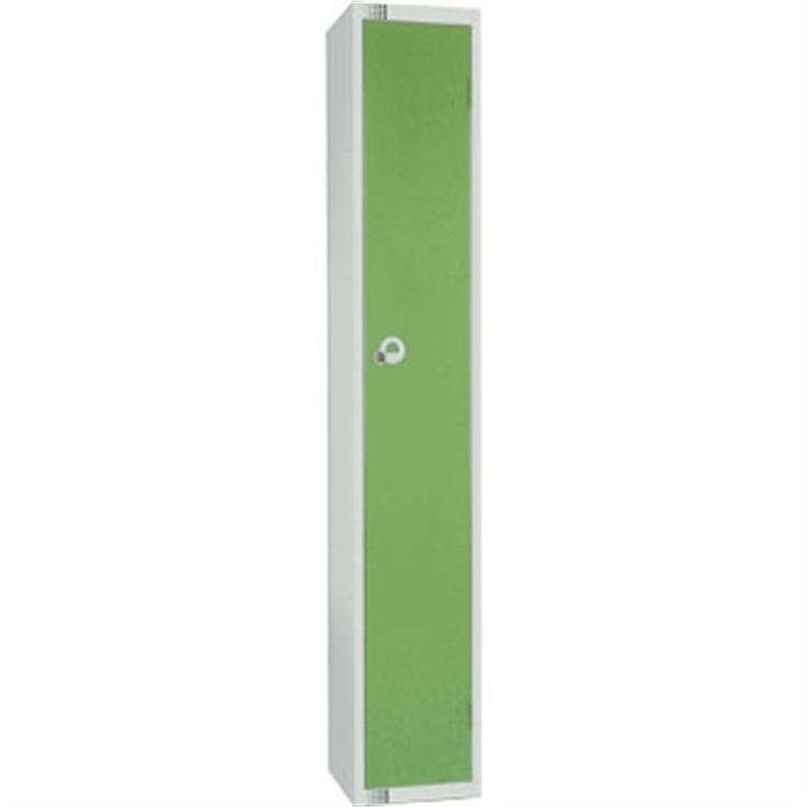 Single Door Locker with Sloping Top