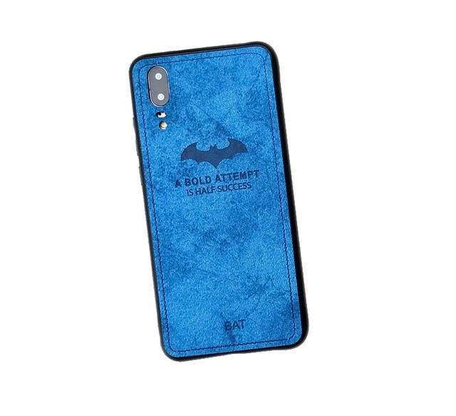 Deer Cloth Texture Phone Case On For Samsung Galaxy A30 A50 M10 M20 A7 2018 Retro Tpu Hard Back Cover Coque Fundas In 2021 Phone Cases Samsung Galaxy Case