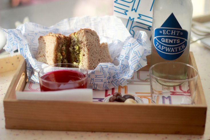 Moor en Moor Gent vegetarisch biologisch lokaal lekker eten winkel restaurant boterhammen
