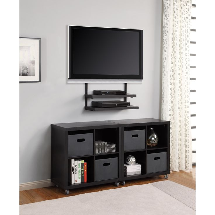 Flat Screen Tv Stands With Wall Mount