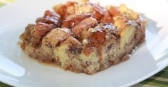EVERYDAY SISTERS: Quick & Easy French Toast Casserole.      Don't have to soak overnight