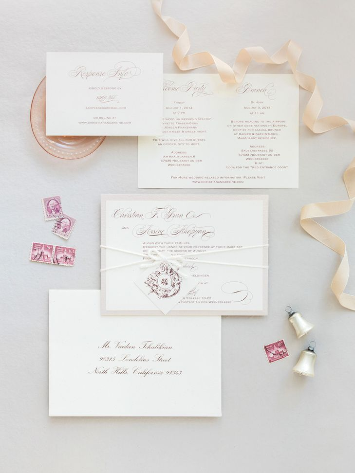 Classic Formal Invitation Suite | Creative Works Designs | HomeArt & Events | Corbin Gurkin Photography https://www.theknot.com/marketplace/corbin-gurkin-photography-charleston-sc-767241