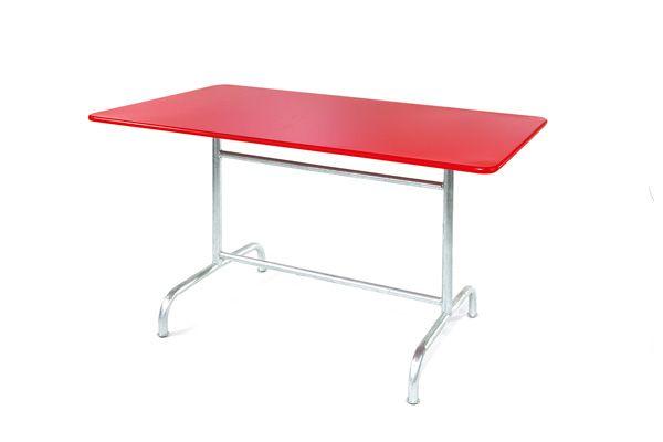 Table En Metal Rigi 140x80 Meubles De Jardin Schaffner