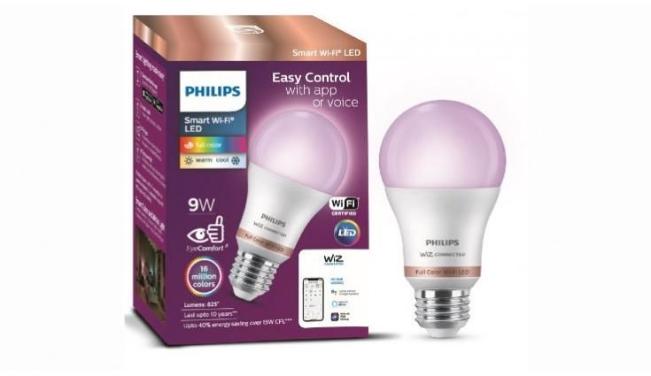 Philips Smart Wi Fi Led Bulb Launched In India Techniblogic Led Bulb Philips Smart Bulb