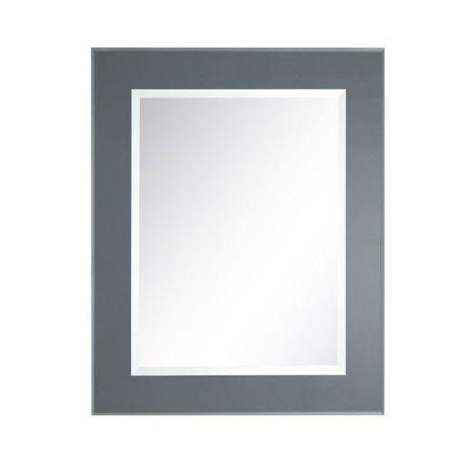 Grey Float Mirror - Builders Discount Warehouse