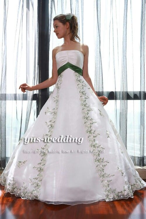 9 best Brautkleid images on Pinterest | Bridal dresses, Empire and ...