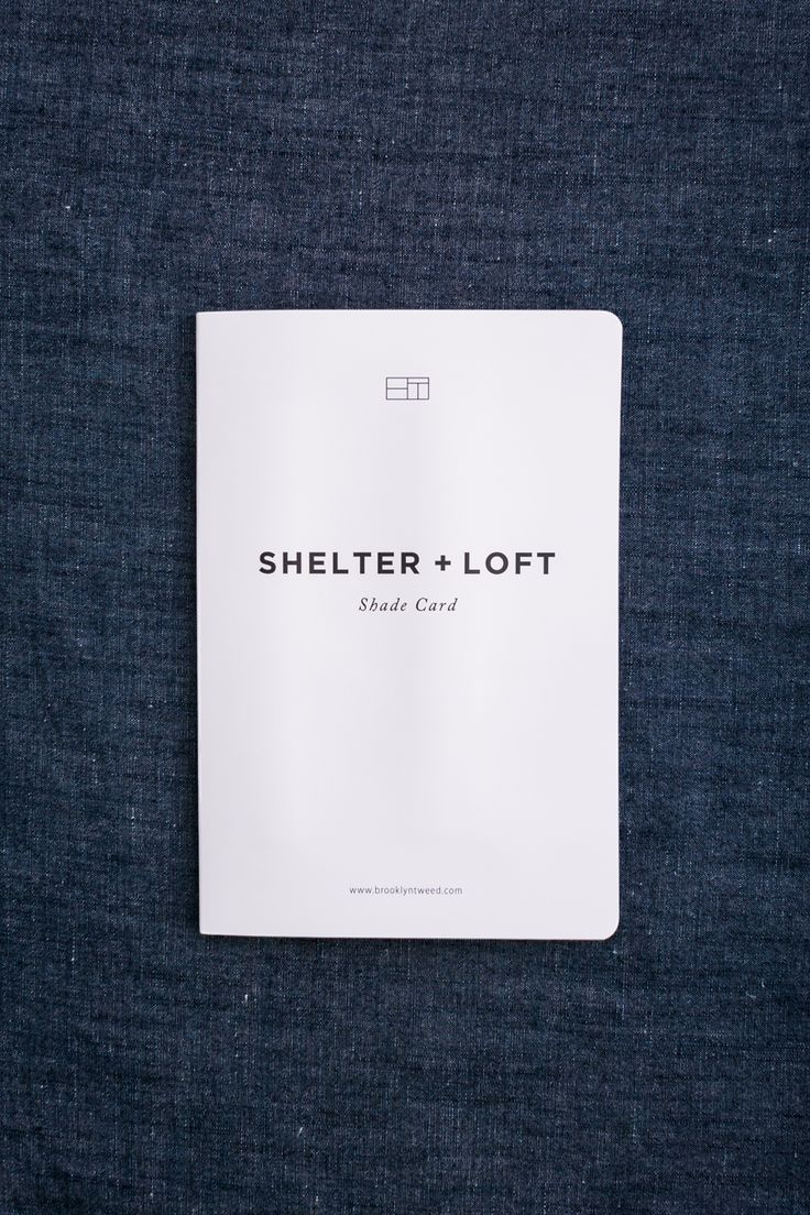 Shelter/Loft Shade Card