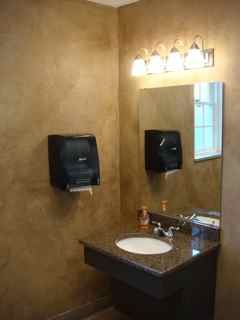 17 best images about tuscany bathroom ideas on pinterest faux painting walls wrought iron and for Faux painting ideas for bathroom