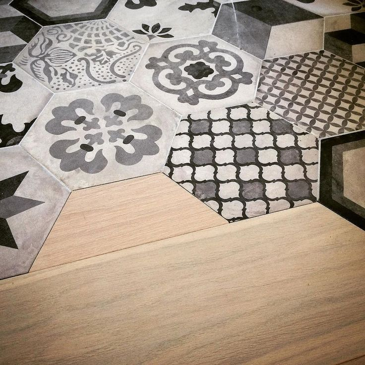 Parquet and old-style tiles