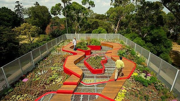 71 best sixth form garden images on pinterest for University of melbourne landscape architecture