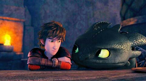RTTE season 6 < Hiccup and Toothless. I love how Toothless is there to support him during such a difficult time. Their friendship is so uplifting and inspiring. :)