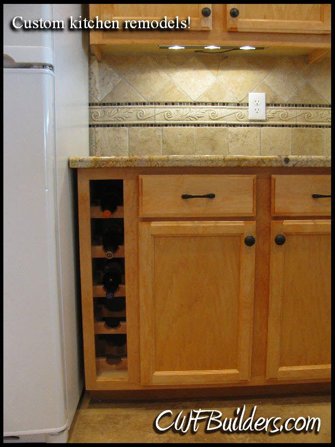 16 Best Granite Countertops Wine Rack Images On Pinterest Granite Countertop Granite