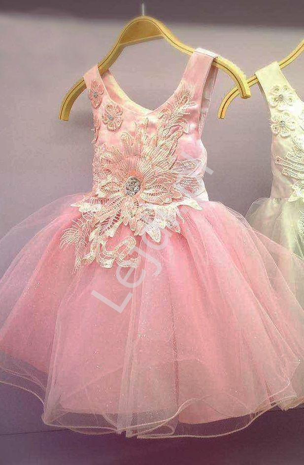 Sukienka dziecięca. Pink dress for girl. #dress #girl #dressforgirl #dressforprincess #sukienka #dziecięcasukienka