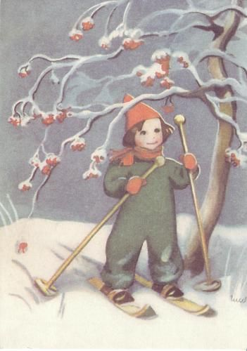 Martta Wendelin Finnish illustrator