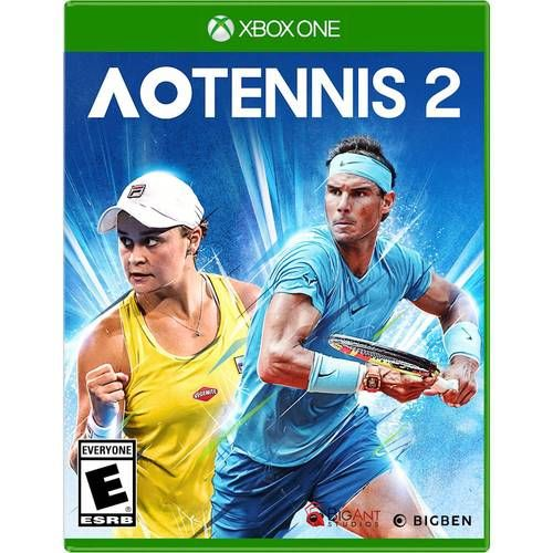 Ao Tennis 2 Standard Edition Xbox One In 2020 News Games Xbox One Xbox
