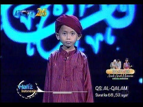 Hafidz Indonesia - Aza QS. Al Qalam - Babak Musabaqah 7 Besar - Hafidz I...